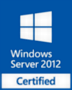 microsoft windows server 2012 certified