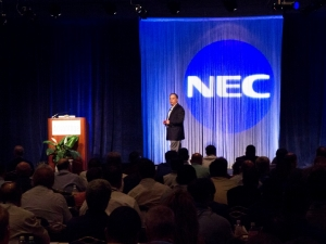 NEC's Jay Krauser discusses UNIVERGE Cloud Services at the 2012 Advantage Executive Conference.