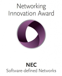 SearchNetworking SDN Award NEC OpenFlow