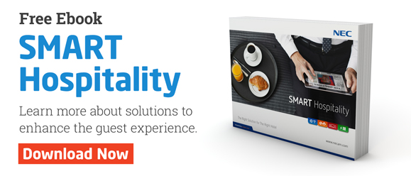 NEC Smart Hospitality Solutions