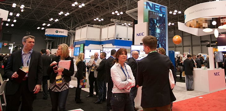 NEC at NRF16 – The New Face of Retail