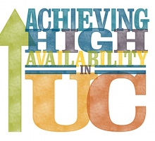 Free eBook: Achieving Higher Availability in UC