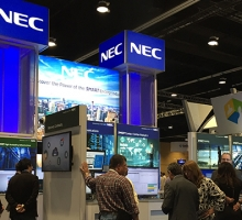 NEC at Enterprise Connect 2016