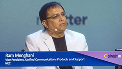 Ram Menghani - Enterprise Connect 2016