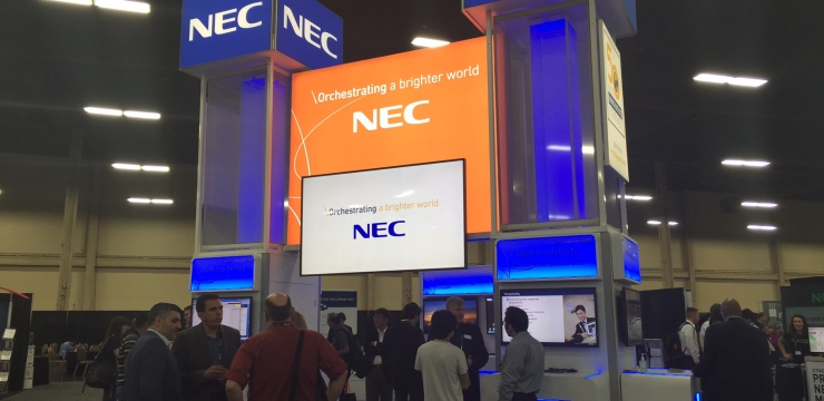 NEC's Collaborative Solutions:  Highlighting Interop 2016