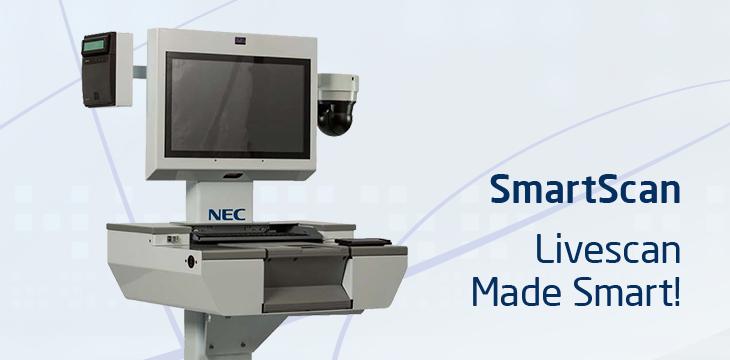 NEC SmartScan Propels Livescans Forward at IAI's International Education Conference