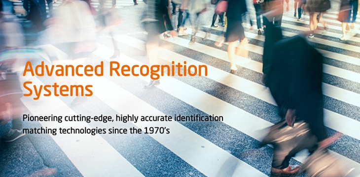 People. Patterns. Predictions. Meet the new NEC Advanced Recognition Systems.