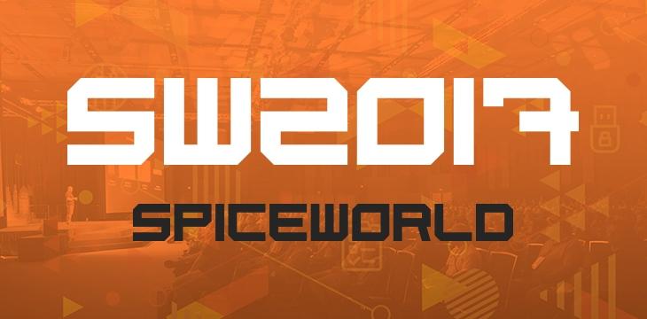 Marketplace Buzz at SpiceWorld 2017