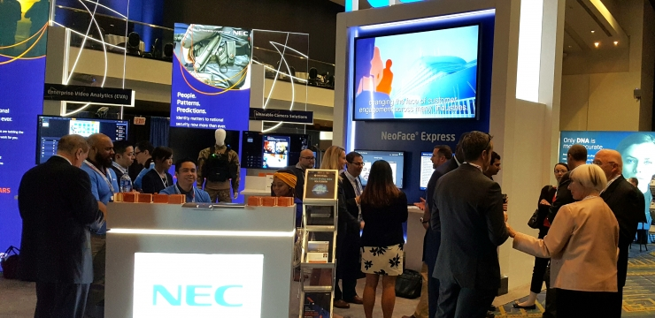 NEC Advanced Recognition Systems Showcased at Connect:ID 2018