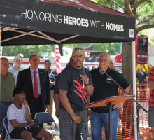 Operation Finally Home – Giving Back to One Who Gave So Much