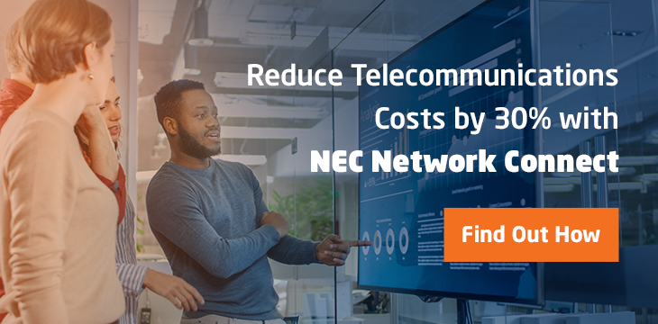 Reduce Telecommunications Costs by 30% with NEC Network Connect