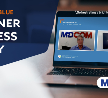 MDCOM Discusses the UNIVERGE BLUE Partnership and Explains How Selling Cloud Services Benefits Business